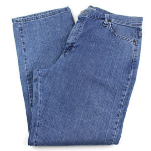 Lee Mom Jeans Relaxed Straight Leg